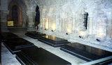 ルイ16世とマリー・アントワネットの棺